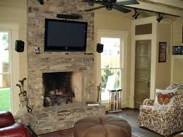 Faux Stone Fireplace Mantels  Interior Design IdeasFaux Stone Fireplace Mantel