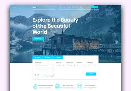 30+ High Quality Html5 Bootstrap Business Travel Itinerary Template ...