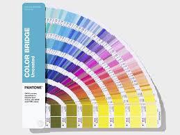 Pantone Colorbridge Uncoated 2019