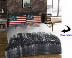 NYC For Under $40 New York City Theme Bedding Set