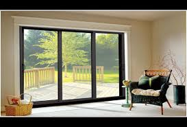 modern sliding glass doors exterior appealing modern aluminum sliding patio doors gallery best