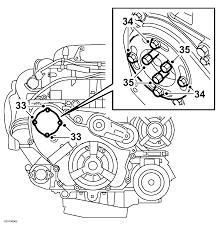 03 Buick Rendezvous Belt Diagram