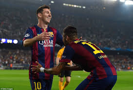 Goals Bt Ween Messi And Neymar Jr Barcelona 2424 Ajax Kwachanji 5 115616