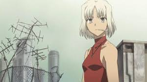 female anime characters with white hair. Modren Hair Canaan From CANAAN To Female Anime Characters With White Hair E