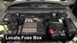 replace a fuse toyota highlander toyota replace a fuse 2001 2007 toyota highlander 2001 toyota highlander 3 0l v6