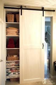 closet sliding door track best barn doors for closets ideas on sliding throughout door closet inspirations closet sliding door