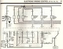 l engine wiring diagram page ford bronco forum okay i found this diagram thanks seattlefsb so my wiring looks correct that is awsome chilton is crappy for their diagrams