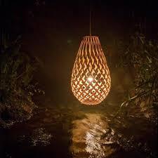 david trubridge lighting. Kōura Pendant Light By David Trubridge Lighting