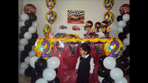 Cars Party Decorations Disney Cars Birthday Party Decoration Youtube