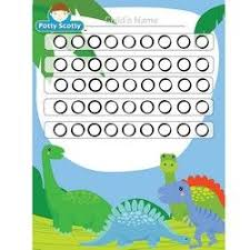 Dinosaur Potty Training Reward Chart Free Dinosaur Potty Chart And Other Free Potty Charts