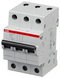 <b>Автоматический выключатель ABB</b> SH203L <b>3P</b> (С) 4,5kA ...