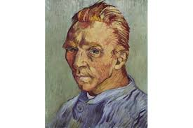 vincent van gogh s self portrait is one of the most popular paintings of all time while van gogh has painted many portraits but this portrait was sold for