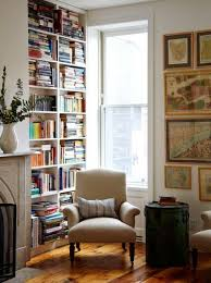 Bookshelves Living Room New Lovely Brownstone In Brooklyn's Cobble Hill Daily Dream Decor