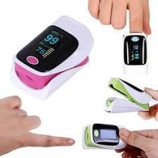 Digital Finger Oximeter Portable Fingertip Pulse Oximeter ... - Vova