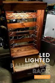 pallet wine glass rack. Pallet Wine Glass Rack