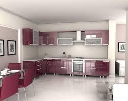 modern kitchen tile. Countertops \u0026 Backsplash Glossy Purple Kitchen Cabinet Impresive Modern Design Tile Flooring Bathroom