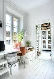 scandinavian home office. Stylish Scandinavian Home Office Designs