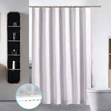 shower curtain shower environmentally friendly. Extra Long Washable Shower Curtain Liner Bathroom Waterproof Fabric Cloth Mildew Resistant Polyester (Best Hotel Environmentally Friendly C
