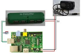 a power supply self powered usb hub for raspberry pi hackster io circuit%5b1%5d