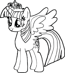 Welcome to our popular coloring pages site. Free Printable Little Pony Coloring Pages For Kids Colouring Colour Rarity Fluttershy Sea Baby Mlp My Halloween Sheet Christmas Oguchionyewu