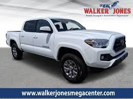 Toyota Truck Gas Mileage Chart 2019 Toyota Tacoma Sr5 5tfcz5an2kx181784 Walker Jones Mega