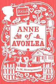 anne of avonlea by l m montgomery