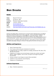 Printable Resume Templates Examples Download Them And Try To Solve