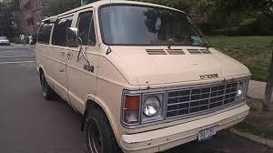 1985 Dodge Ram Van - YouTube