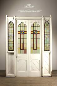 reclaimed stained glass doors best reclaimed doors images on reclaimed  doors reclaimed stained glass door with . reclaimed stained glass doors ...