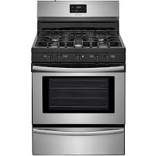 Image Consumer Reports Frigidaire 5burner Freestanding 42cu Ft Gas Range easycare Stainless Steel Lowes Gas Ranges At Lowescom