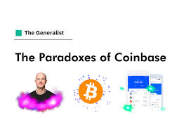 Indian government considers creating 'lakshmi. The Paradoxes Of Coinbase The Generalist