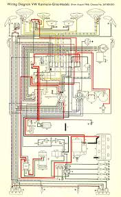 com type wiring diagrams 1967 type 34