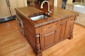 Custom Kitchen Islands That Look Like Furniture Ideas For Creating Custom Kitchen Islands Cabinets By Graber
