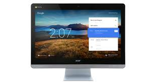 acer chromebase all in one gets relaunched for meetings slashgear acer chromebase 24 all in one gets relaunched for meetings