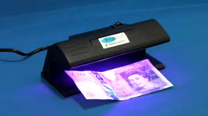 Fake Note Uv Light Forged Note Checker For Shops Till Point Note Checker