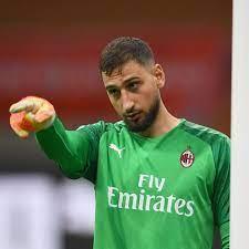 signing Gianluigi Donnarumma ...