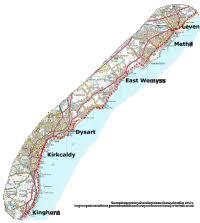 Fife Coastal Path Distance Chart Fife Coastal Path Distance Chart Fife Coastal Path