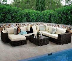 Garten Gartenmöbel Lounge Rattan Polyrattan Inside Gunstig