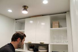 Does Ikea Install Kitchens How To Trim Out Ikea Cabinets Chris Loves Julia