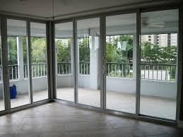 sliding glass patio doors 8 ft sliding patio door patio doors with blinds best sliding glass