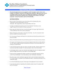 Sample Grant Letter Resume Cv Cover Letter