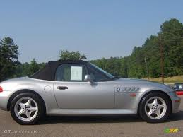 1996 Arctic Silver Metallic BMW Z3 1.9 Roadster #32177722 ...