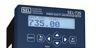 sel power quality and revenue meter