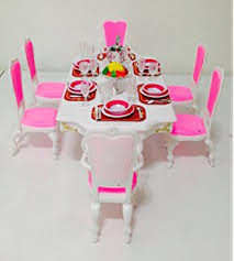 dollhouse dining room furniture. barbie size dollhouse furnituregrand dining room play set furniture h