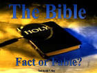 Fact or Fable