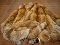 Brand <b>new</b> red fox fur <b>jacket</b> w/hood for <b>men</b> man size all custom ...