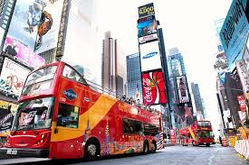 New York City All Around Town Hop On Hop Off Tour