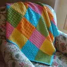 Dream Catcher Blankets Knitting Dream Catcher Baby Blanket Free Pattern Crafty 45