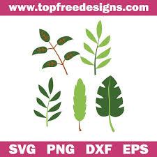 Flat leaf icon png image. Free Leaves Svg Bundle Topfreedesigns