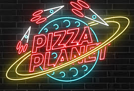 Planet Neon Light How To Create An Animated Neon Sign Effect